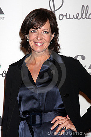 Allison Janney,  Editorial Stock Photo