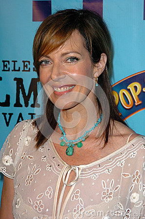 Allison Janney Editorial Stock Photo