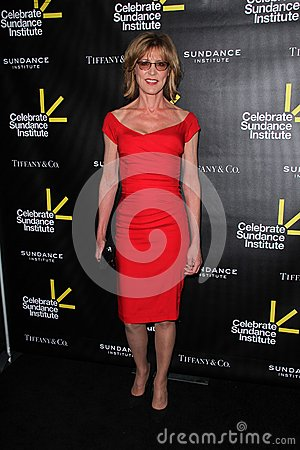 Christine Lahti at the Sundance Institute Benefit Presented by Tiffany & Co., Soho House, Los Angeles, CA 06-06-12 Editorial Photo