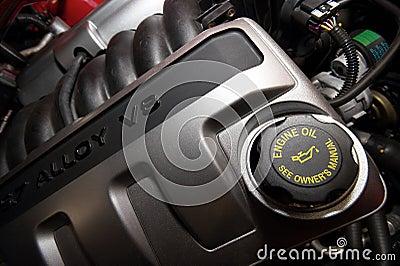 Alloy V8 Engine