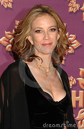 Ally Walker Editorial Stock Image