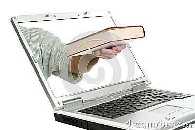 Almacén de libro en línea