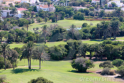 Almerimar Golf Course in Spain on the Costa del Almeria