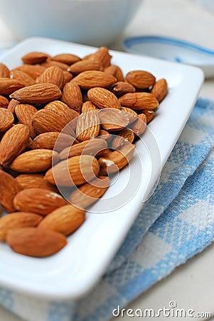 Almond as food ingredient