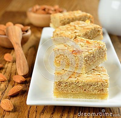 Almond cakes