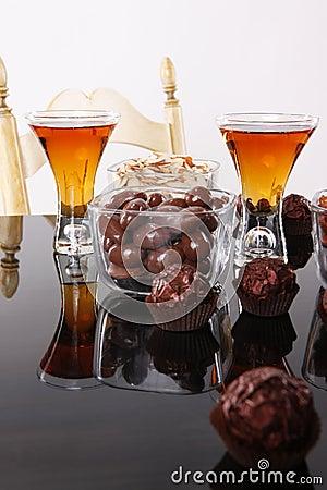 Free Almond Liquor Stock Image - 17161301