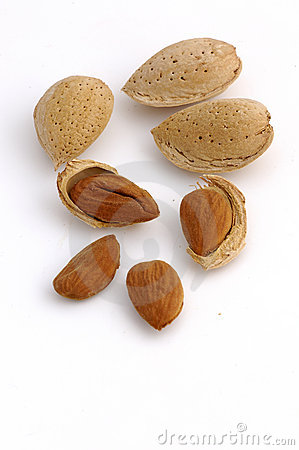 Free Almonds Stock Photography - 3627802