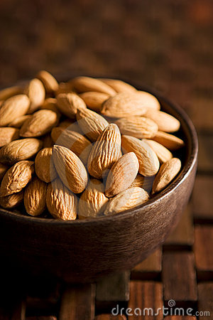 Free Almonds Royalty Free Stock Images - 4537539