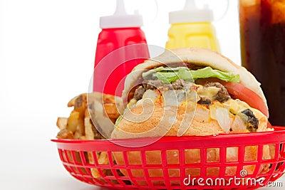 Almuerzo americano