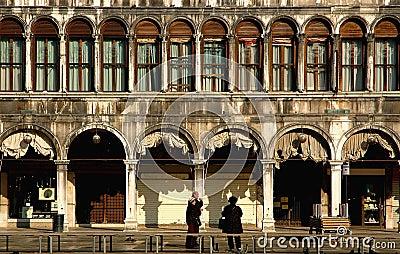 Along San Marco, Venice