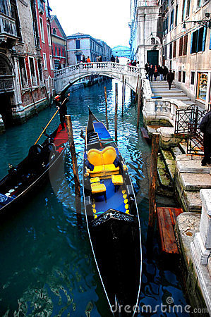Free Along The Streets Of Venice Series Stock Photos - 120873