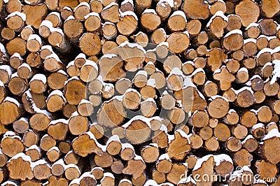 Alot of wood