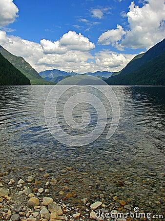 Alouette Lake, BC, Canada