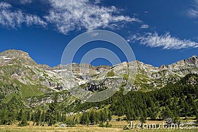 Alpe Veglia natural park