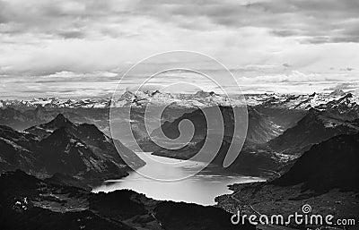 Alpen, Zwitserland