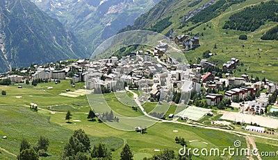 Alpes deux les