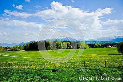 Alpes, Áustria