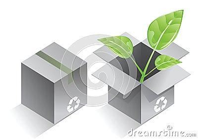 ανακυκλώστε το διάνυσμ&alph