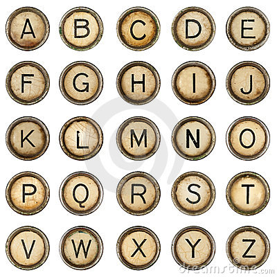 Free Alphabet Stock Images - 19192744