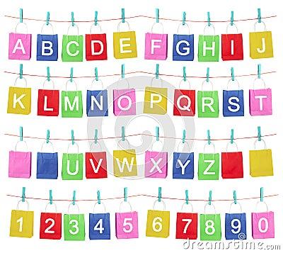 Free Alphabet Royalty Free Stock Image - 3624966