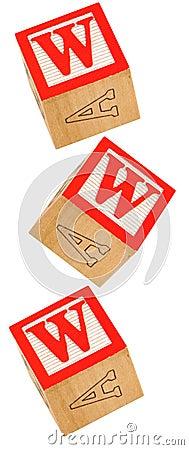 Alphabet Blocks WWW