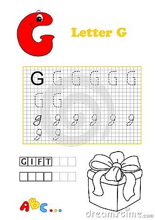 Alphabet, gift