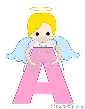 A Alphabet Letter Alphabet Letter A Roya...