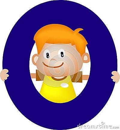 Letter O Clip Art Alphabet letter o (girl) stock photos - image ...