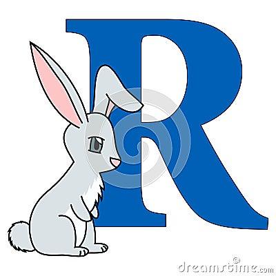 R Alphabet Letter Alphabet Letter R Royalty Free