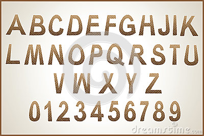 set of letters and symbols royalty free stock photos image 21682648