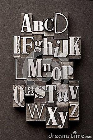 Alphabet Mix
