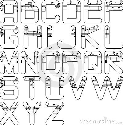 Free Clipart Of Letters Of The Alphabet