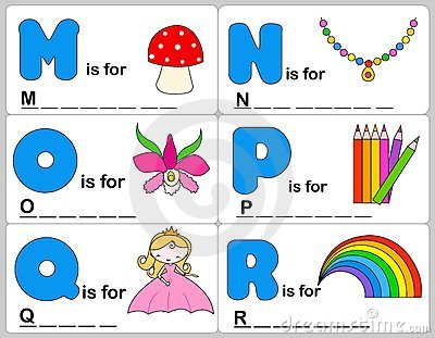 Alphabet word