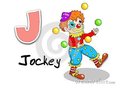 Alphabet workers - jocker