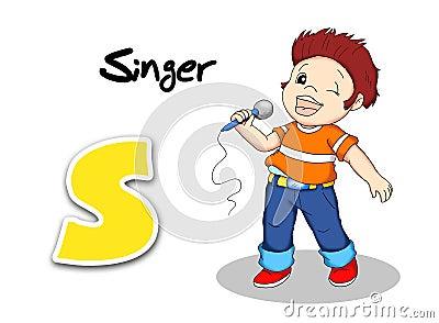 Alphabet workers - singer