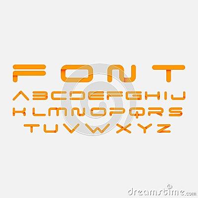 Alphabetic fonts