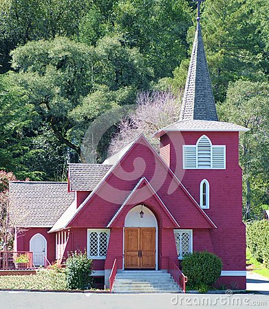 Alpine Church, Occidental, California