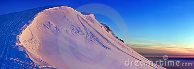 Alpine crest