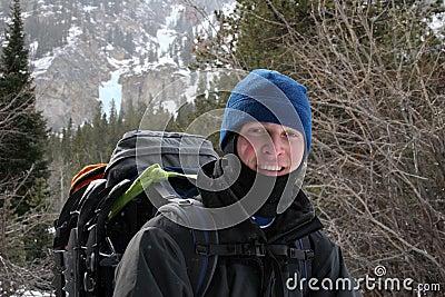 Alpine Hiker - Montana