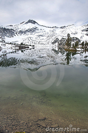 Alpine Lake, Wallowa Mountains, Oregon