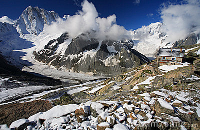Alpine landscape