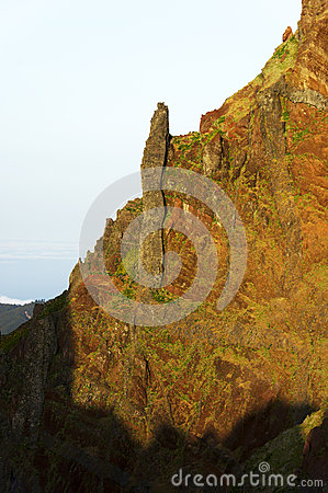Free Alpine Landscape In Madeira Island Royalty Free Stock Photography - 55639927