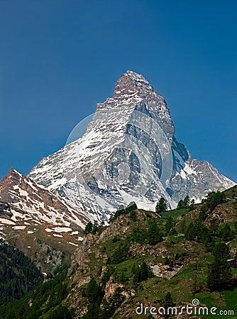 Alpine Mountain Matterhorn Zermatt