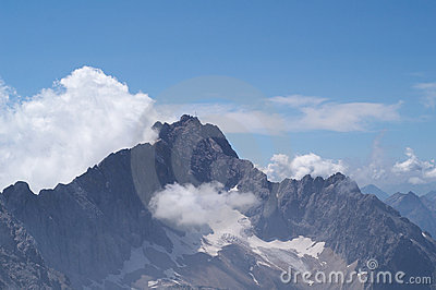 Alpine mountins