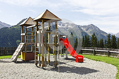 Alpine Playground