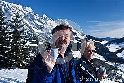 Alpine seniors