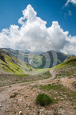 Alps, France (Col du Bonhomme)