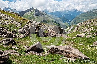 Alps, France (by Col du Bonhomme)