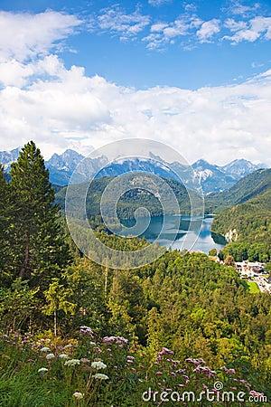 Alps Germany landscape