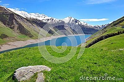 Alps krajobraz